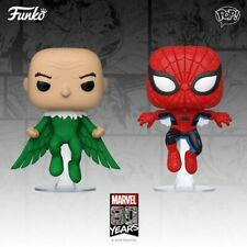 Multicolor Pop Marvel 80th-First Appearance Vulture Collectible Toy Funko 46953