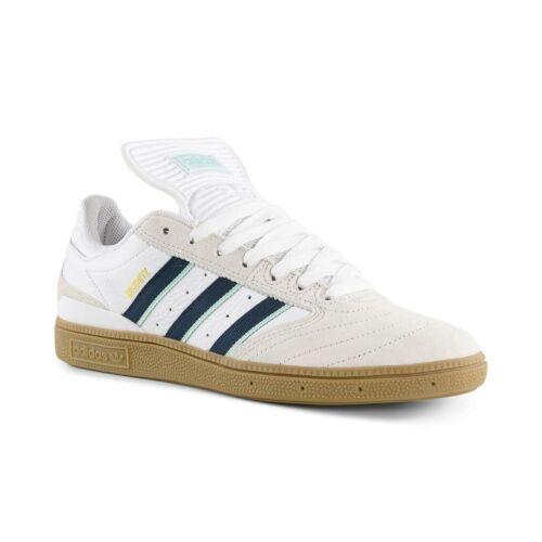 Clear Mint Collegiate Burgundy Beige Adidas Busenitz Pro Shoes