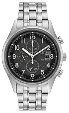Citizen CA0620-59H Men's Eco Drive Chandler Stainless Steel Chronograph Watch