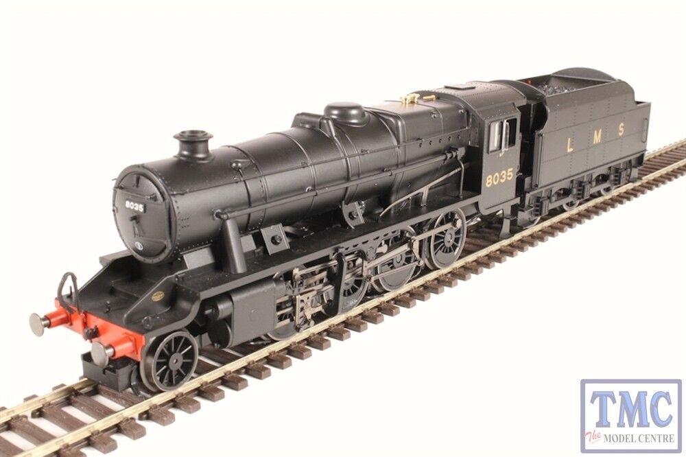 """R3565 Hornby OO Gage LMS 2 -8 -0 """"8035 """" 8F klass"""