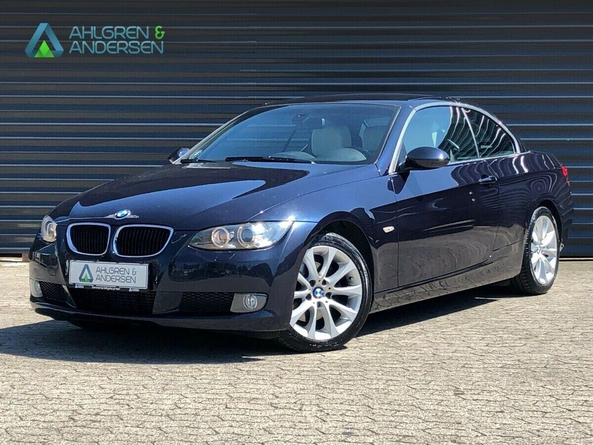 BMW 320d 2,0 Cabriolet Steptr. 2d