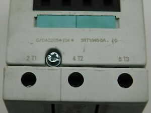 Reliable initial adjustment Siemens Sirius Power Switch