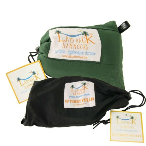 with Additional Straps and Hardware New Kid Size Green Hammock