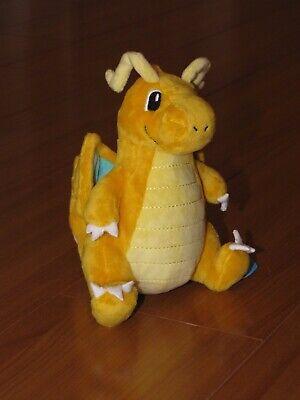 Banpresto Pokemon Anime Game Dragon Jumbo Stuffed Plush Doll Dragonite BP38691