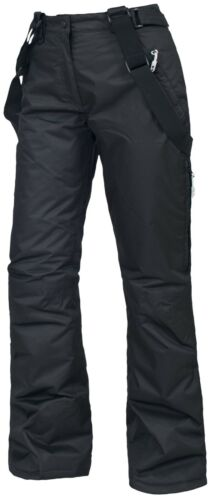 TRESPASS WOMEN/'S LOHAN SKI SNOW WATERPROOF PANT SHORT LENGTH TAPED SEAM 5000 MM
