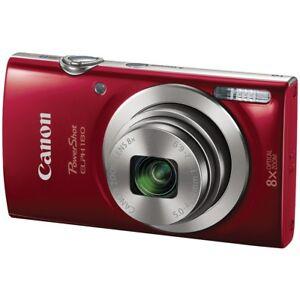 Canon 1096c001 20 MP Megapixel PowerShot ELPH 180 HS Digital Camera