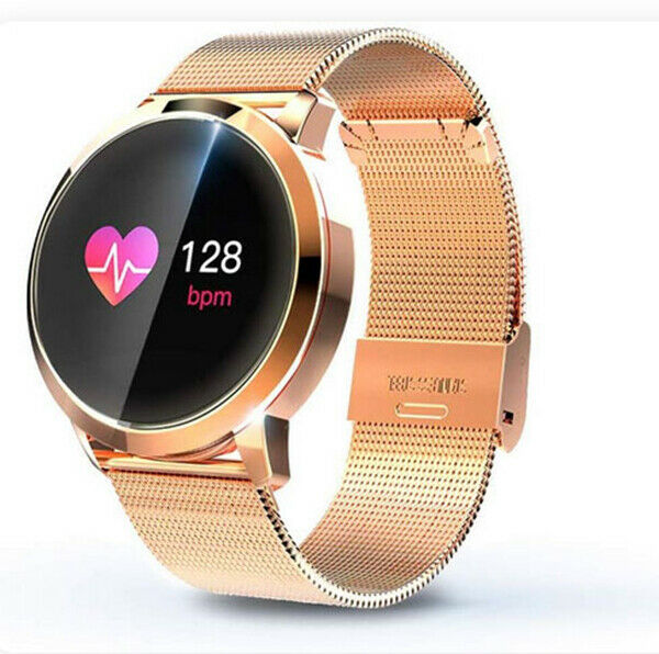 KawKaw Q8A Smart Watch Heart Rate IP67 Sports Fitness Tracker Heart Rate Monitor