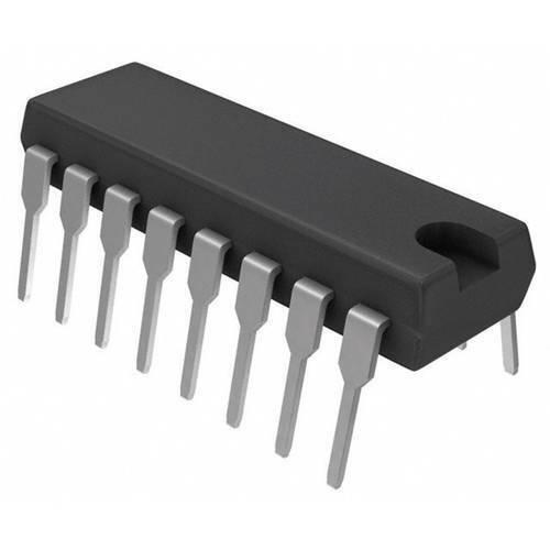 Microchip technology mcp3208bi/p acquisizione dati ic convertitore da