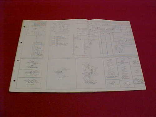 1985 FORD F 150 250 350 PICKUP TRUCK ELECTRICAL WIRING DIAGRAM SERVICE MANUAL 85