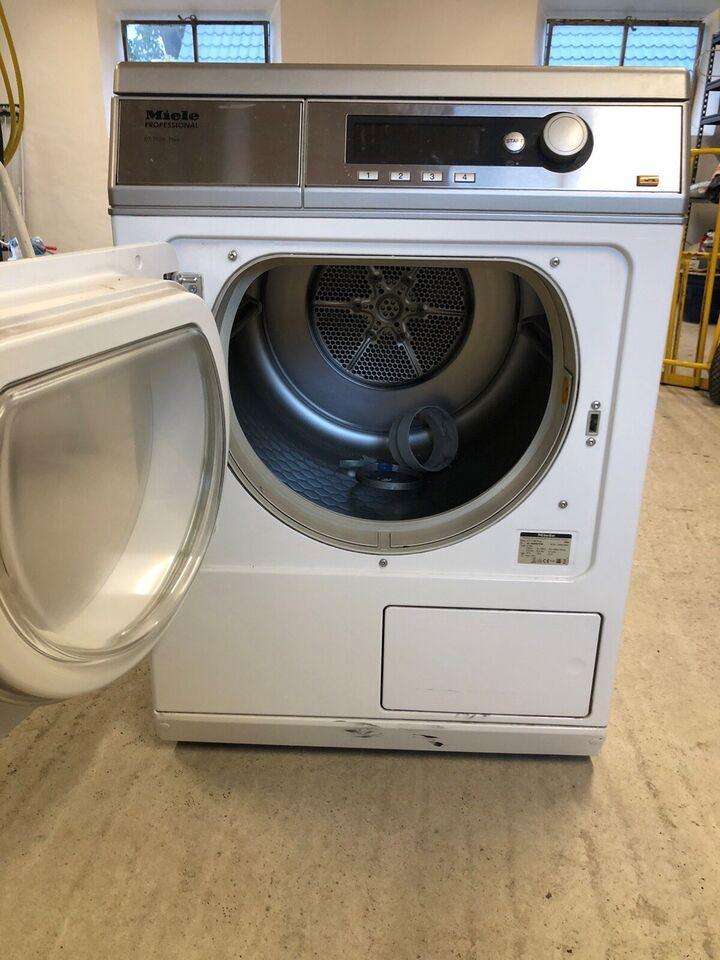 Miele vaskemaskine, Pt 7136 plus, frontbetjent