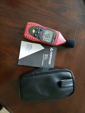 Amprobe Sm 10 Digital Sound Level Meter30 To 130 Db Fast Shipping