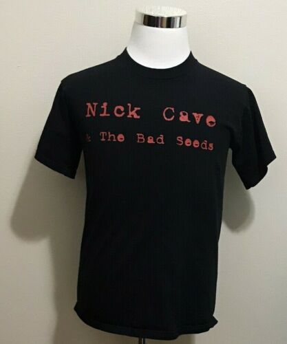 Nick Cave and the Bad Seeds Shirt Medium