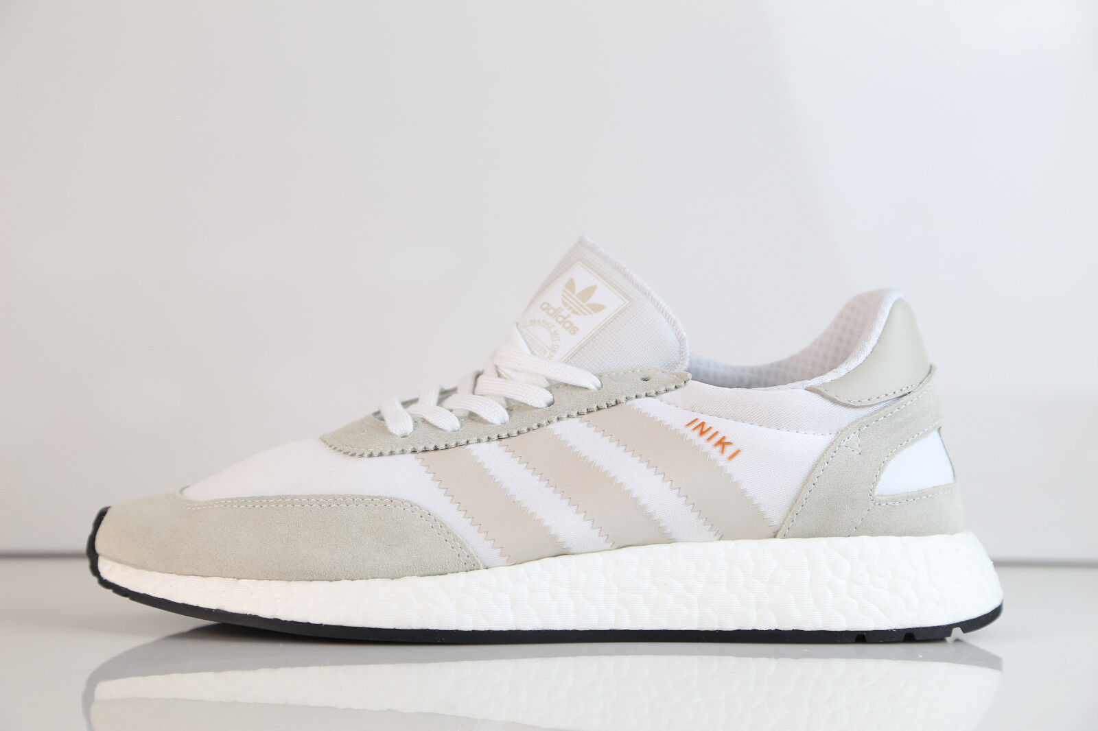Adidas Adidas Adidas impulse iniki läufer weiße bb2101 8-10.5 ultra wildleder originale stan 9c7934