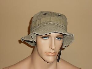 Polo Ralph Lauren Hat military style army green bucket hat Small ... 826c68811f5