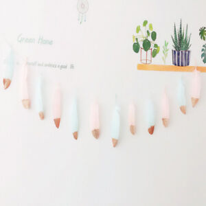 indian style feather flag pennant banner bunting wedding birthday party decor wa ebay ebay