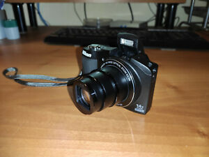 FOTOCAMERA-DIGITALE-NIKON-COOLPIX-L610-FULL-HD-PERFETTA