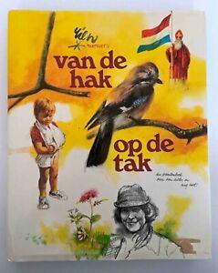 Rien Poortvliet's van de ak op de tak (Gnome Illustrator) Picture Book in Dutch