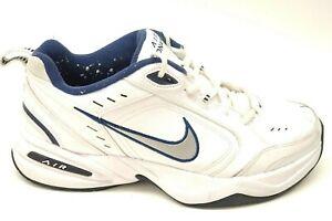 Nike Running Schuhe Athletic Herren 11 Sz Luft Training Iv Weiß Monarch Kreuz FRrFxgqzwW