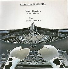 A Far Side Collection - Last Chapter and Worse by Gary Larson (Paperback, 1996)
