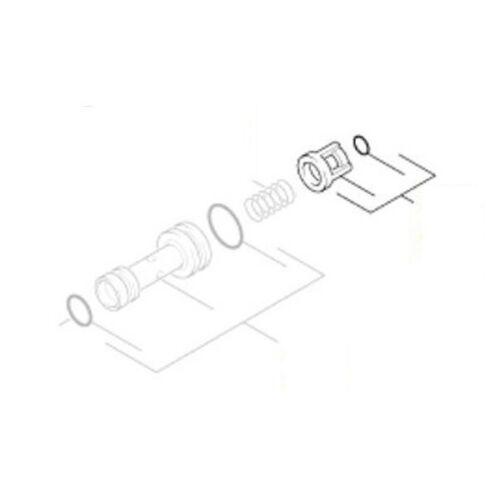 9001107 9.001-107.0 GENUINE KARCHER Pressure Washer Non Return Valve Cage