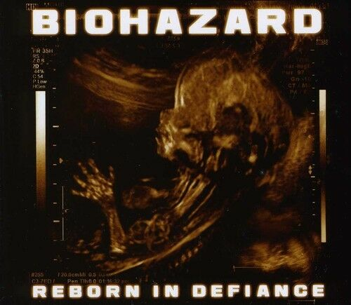 1 of 1 - Biohazard - Reborn in Defiance [New CD] Holland - Import
