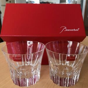 Baccarat-Limited-Edition-Crystal-Tumblers-Etna-2011-Japan