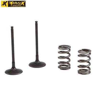 PROX STEEL INTAKE VALVE//SPRING KIT KX250F /'11-12 Fits Kawasaki KX250F
