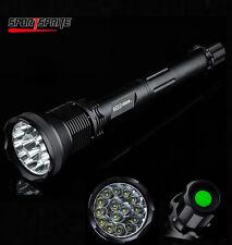 TrustFire 18000 Lumens CREE XM-L2 T6 5 Mode 26650 brightest 15*LED  Flashlight