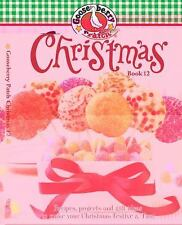 Gooseberry Patch Book 12 Recipes Projects & Gift Ideas for Christmas Festive Fun