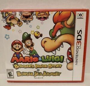 Mario-amp-Luigi-Bowser-039-s-Inside-Story-Bowser-Jr-039-s-Journey-Nintendo-3DS-NEW