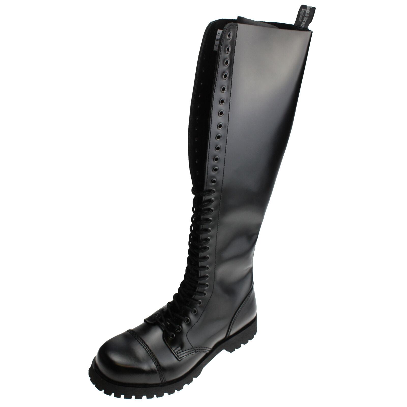 Boots & Braces - 30-agujero negro