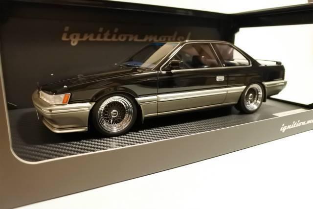 IG Encendido IG1017 Nissan Leopardo 3.0 Ultima (F31) Negro