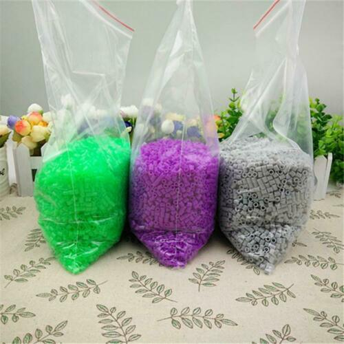 250 PCS 5MM PP HAMA//PERLER BEADS DIY Toy For Child Kids Gifts 50 Colors