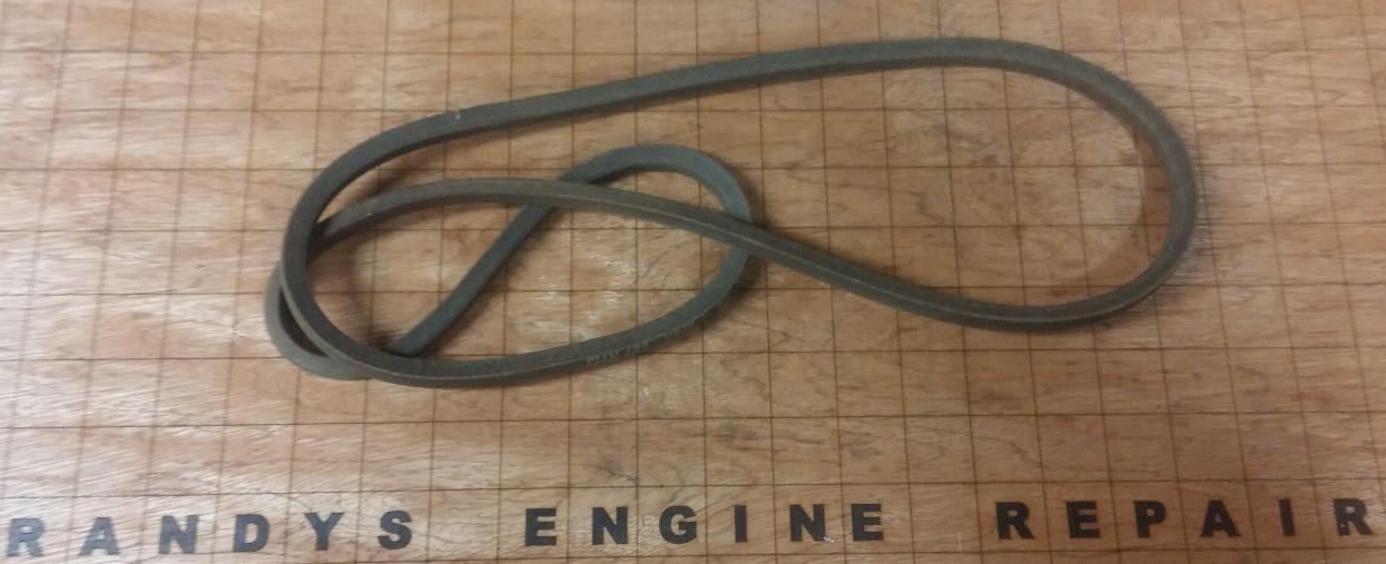 Original Equipment Manufacturer Genuine 954-0438 MTD CUB CADET TROY-BILT Cinturón de 1 2 X 51.17  para Hijuelos