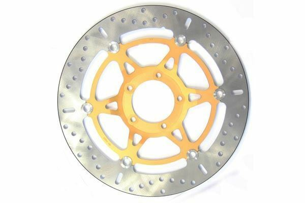FIT DUCATI 1200 Monster 14>15 EBC RH BRAKE Disc Front