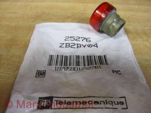 Telemecanique ZB2-BV04 Pilot Light 25276 Red
