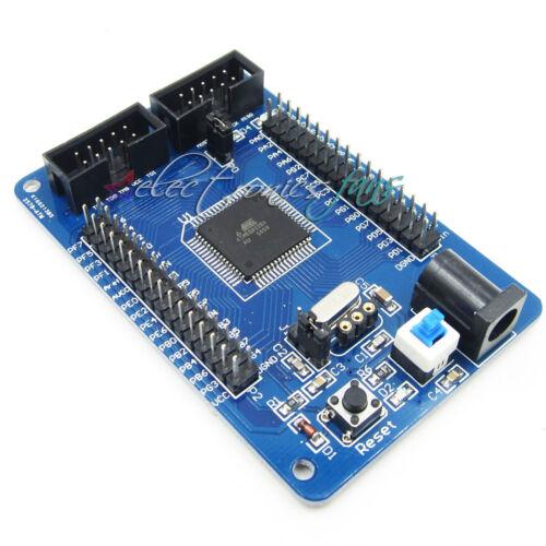 ATMEL ATMega128 M128 AVR Minimum Ader Entwicklung system board Modul ISP JTAG