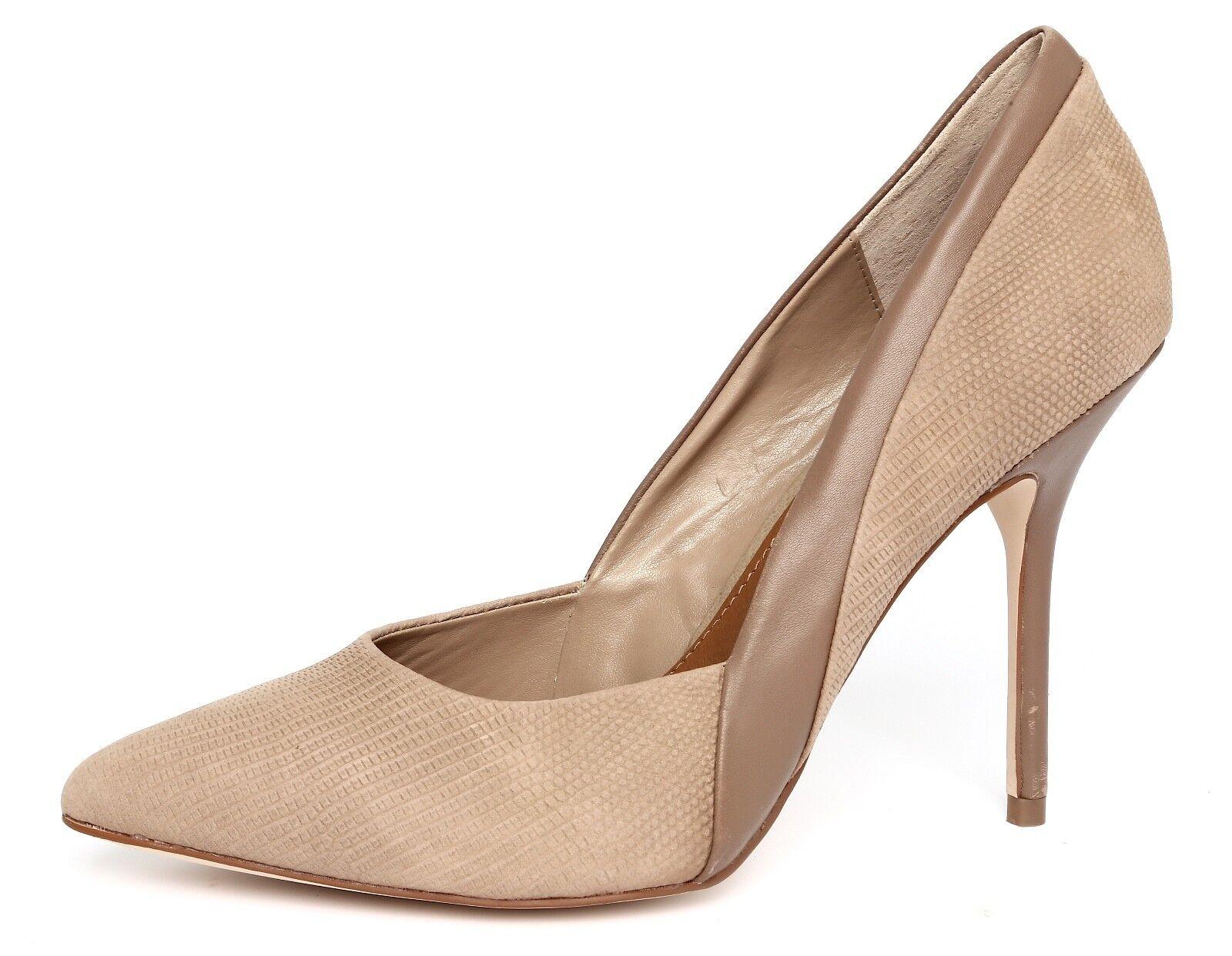 Steve Madden Clydee Taupe femmes Pump Heels 9.5B 4028