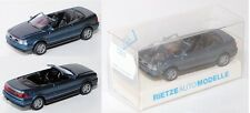 Rietze 20440 Audi Cabriolet (B4, Typ 8G) grünblaublau, 1:87