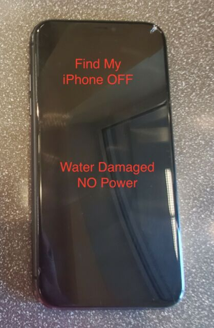 Apple iPhone 11 - 64GB (T-Mobile) Black A2111 (CDMA + GSM) **Plz Read***