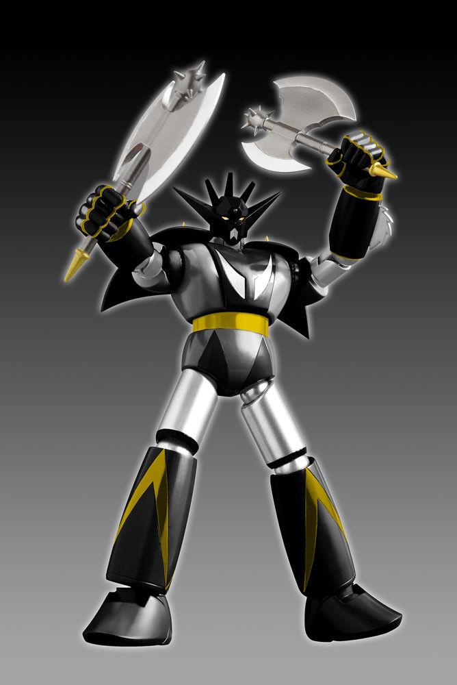 GETTER ROBOT G negro VERSION LIMITED EDITION EVOLUTION TOYS