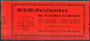 GERMANY-COMPLETE-BOOKLET-MICHEL-MH46-MICHEL-VALUE-130-EUROS