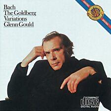 Glenn Gould, J.S. Ba - Goldberg Variations (1981) [New CD]