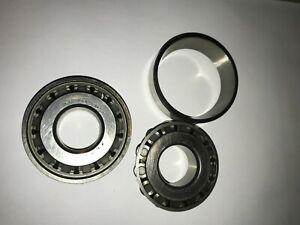 2-Stueck-30305-A-Kegelrollenlager-DIN-355-dxDxB-25x62x18-25-FLT-NEU