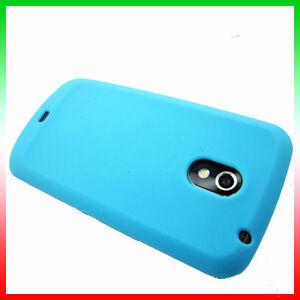 Custodia-silicone-AZZURRO-per-Samsung-Galaxy-Nexus-i9250-flessibil-antiurto-case