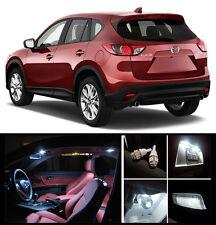2013 - 2016 Mazda CX-5 Premium White LED Interior Package (7 Pieces)