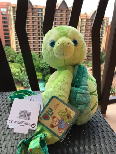 For sale is a New Disney Aulani Exclusive Olu Backpack from Duffy and Friends
