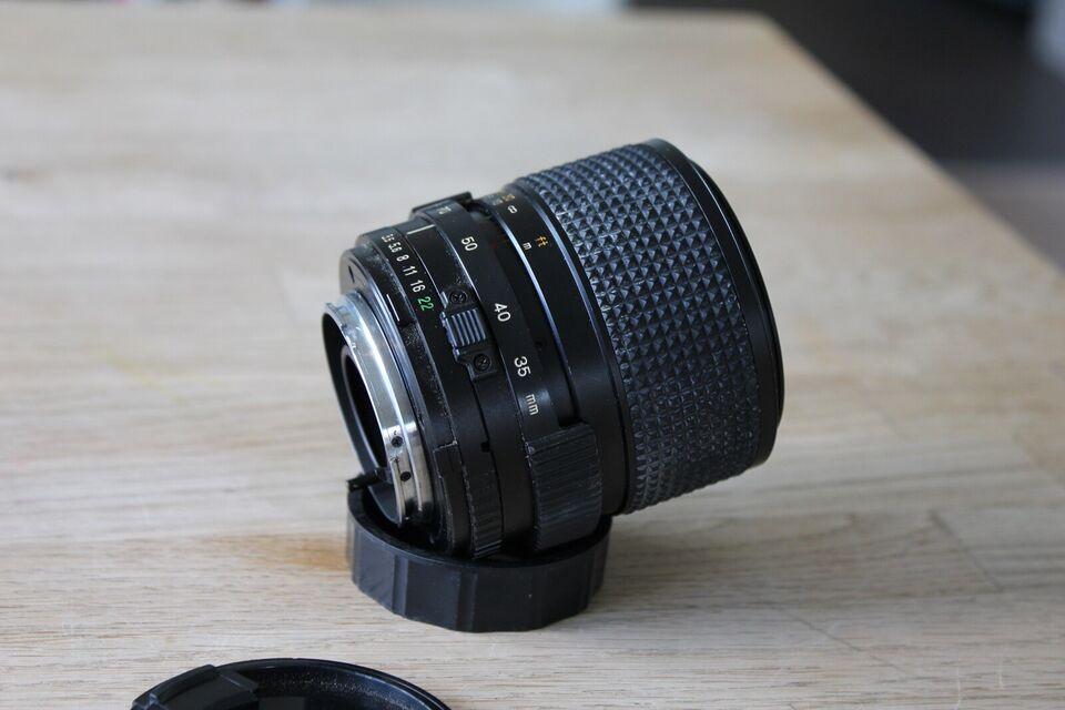 zoom optik, Minolta, Minolta MD