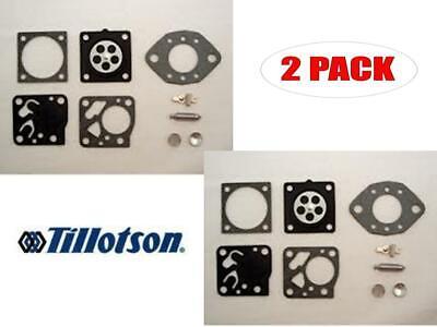 Tillotson 2 Pack of RK-21HS Carburetor Repair Kits # RK-21HS-2PK ...