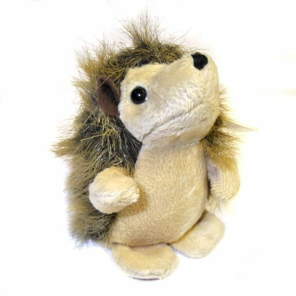 24 Small Hedgehog Soft Toys - Plush Stuffed Animals - Suitable for all ages (0+)